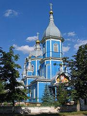 Новозыбков. Спасо-Преображенский собор