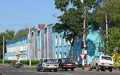 Новозыбков. Дом культуры швейной фабрики