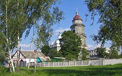 Новозыбков. Никольская церковь