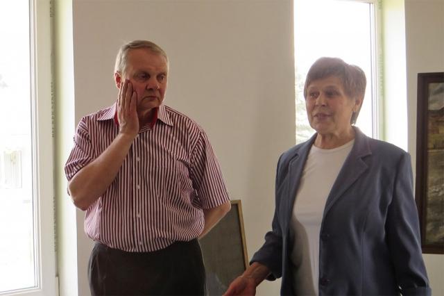 М.Нехайчик и А.Курганская