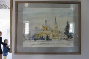 Одна из работ М.Нехайчика