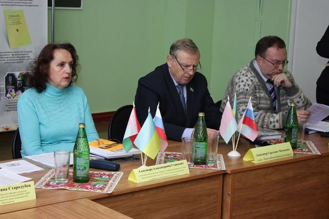 проф. А.А.Станкевич, А.С.Матвеенко, доц. С.Б.Кураш