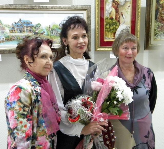Г.Сытобудская, Н.Иванова, В.Басова