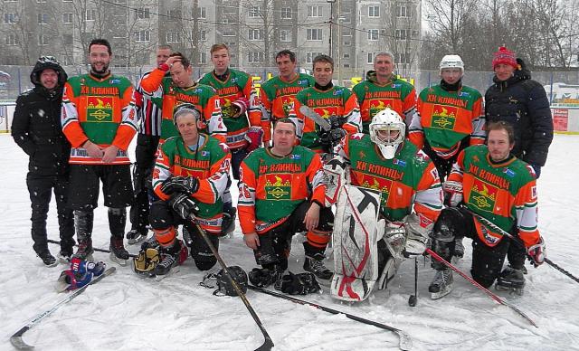 Команда Клинцов
