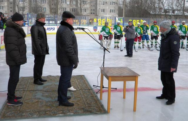 Рапорт А.Пусева