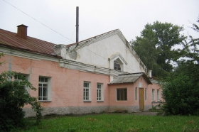 Городская баня №1 в Новозыбкове