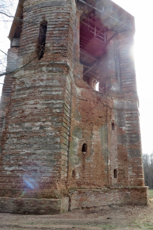 Колокольня Каташинского монастыря