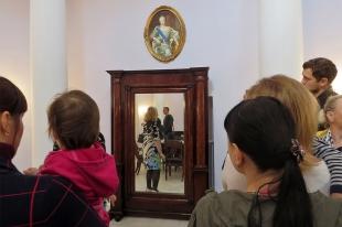 В литературно-мемориальном музее А.К.Толстого