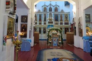 Успенская церковь в Красном Роге
