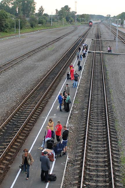 проходящие поезда через новозобыбков