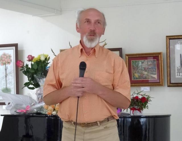 Выступает К.Попов