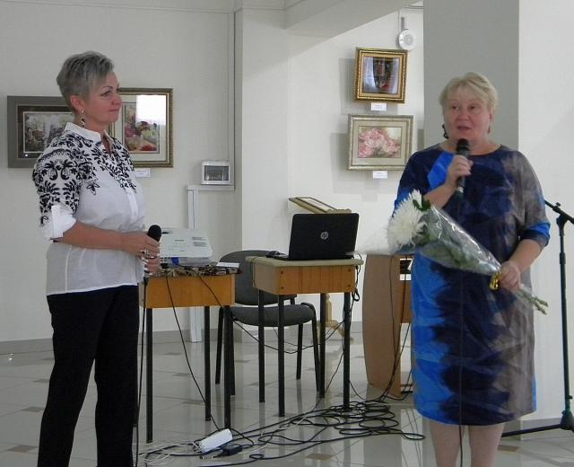 Л.Джуренко и С.Артамонова