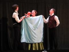Спектакль «Отцы и дети», Московский молодёжный театр под рук. В.Спесивцева
