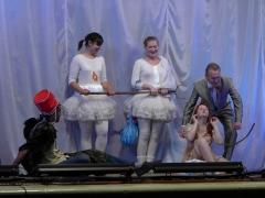 Визитка театральной студии из г. Жлобина