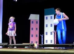Спектакль «Петькина авантюра», Народный театр юного зрителя «Вдохновение», п. Локоть