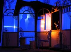 Спектакль «Оскар и Розовая Дама. Письма к Богу», Брянский областной театр кукол