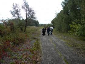 Дорога на кладбище