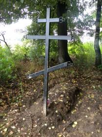 Могила художника Сангурского