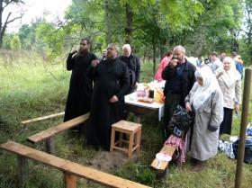 Молитва перед трапезой