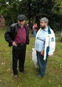 Н.Шведов и О.Каменецкий