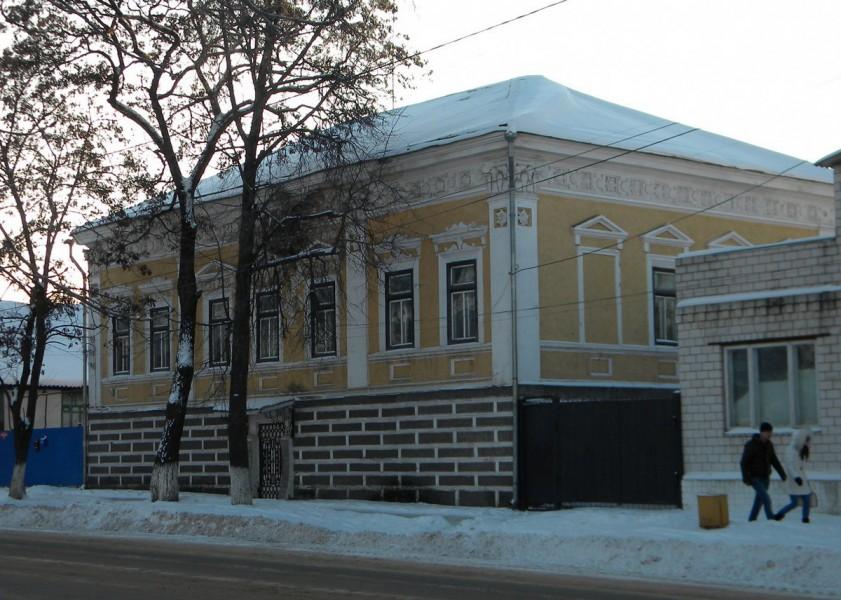 Дом Петуховых