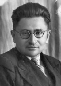А.Эпштейн в 1952 г.