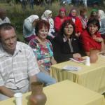 Литераторы клуба Зыбчане в Белом Колодце, 2006 г.