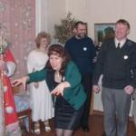 Новый год 2001