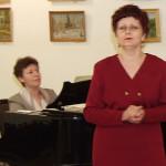 Поет Т.Гоголева