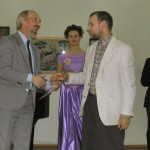 СК 2004 вручается К.Попову