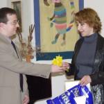 СК 2002 вручается Н.Титовец
