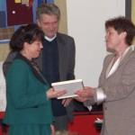 СК 2002 вручается Т.Рыжовой