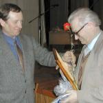 СК 2003 вручаетя А.Кублицкому