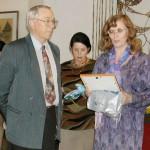 СК 2005 вручается В.Корытко