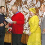 СК 2007 вручается С.Холманюку