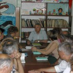 Встреча с Ю.Ивановым, 2003 г.