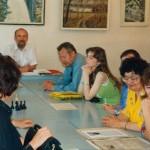 Заседание актива, 2000 г.