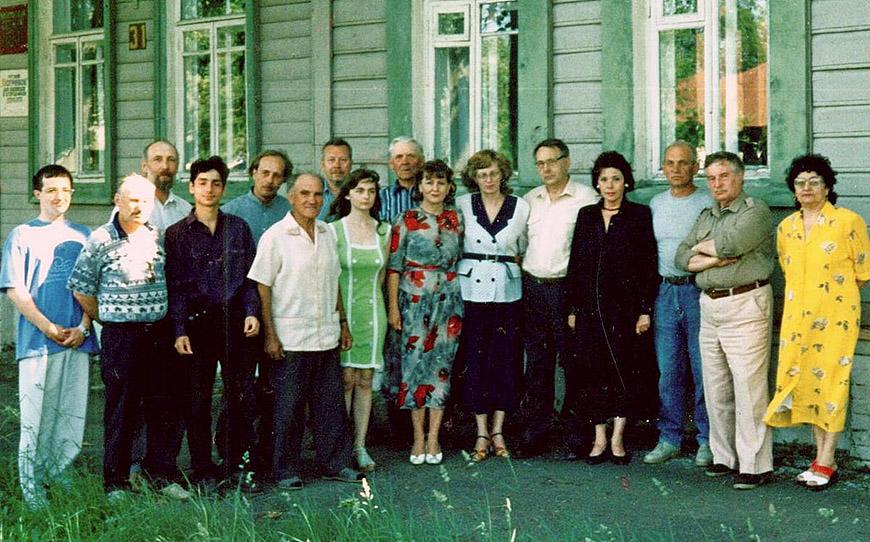 Зыбчане, 2000 г.