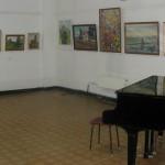 Фрагмент экспозиции выставки 2005 г.