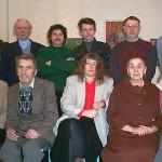 Художники-зыбчане на второй выставке, 1999 г.