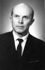 Е.П.Мосягин  в годы работы в Аэропроекте