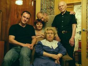 Семья Е.Мосягина