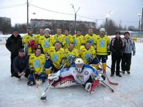 ХК Новозыбков, 2013 г.