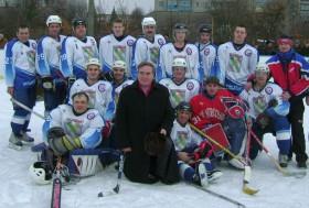 Кубок Главы города, 2009 г. ХК Новозыбков