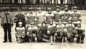 Детская команда, тренер - Денисов, конец 1970-х