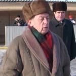 Ветеран хоккея А.Мецгер
