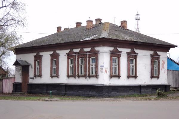 Бывшая детская поликлиника. Фото А.Дмитроченко