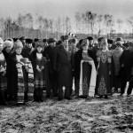 Встреча Ельцина на аэродроме в Новозыбкове. 1992 год. Фото: Сергей Непша