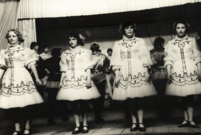 Танцевальный коллектив НСХТ