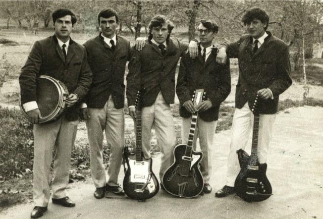 ВИА НСХТ. 1973 год.
